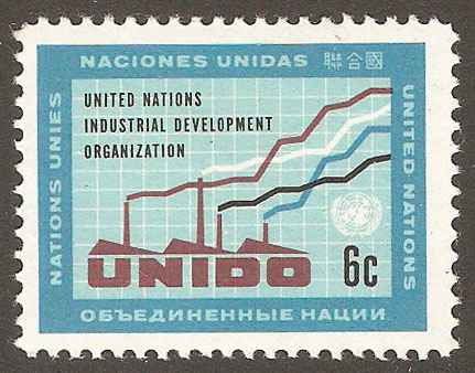 United Nations New York Scott 185 MNH